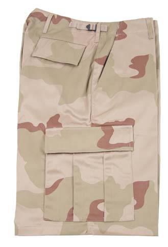 Vojenské bermudy pouštní - KRAŤASY - Armyshop ARMYWEAR.cz 556875ef04